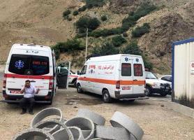 نشت گاز آمونیاک 16 کارگر را روانه بیمارستان کرد