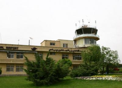 شمارش معکوس برای اولین پرواز مسافری از البرز