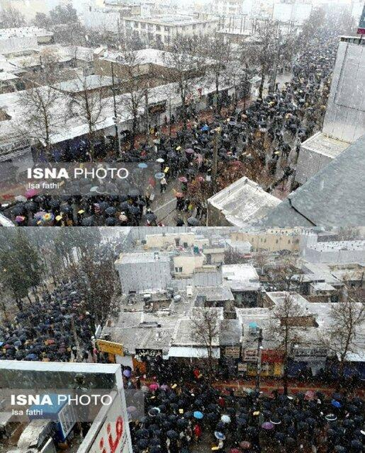 استاندار کهگیلویه و بویراحمد:پیغام حضور مردم در راهپیمایی 22 بهمن،افزایش خدمتگزاری مسئولان بود