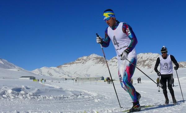 تیم ملی اسکی صحرانوردی از رسیدن به مرحله نهایی باز ماند