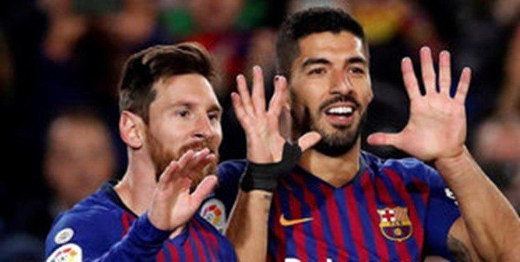 تاریخ ساری بارسلونا در کوپا دل ری