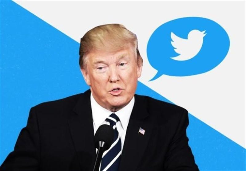 اقدامات تنبیهی توئیتر علیه ترامپ