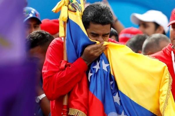 مادورو:سخنان معاون ترامپ درشورای امنیت خنده دار و نژادپرستانه بود