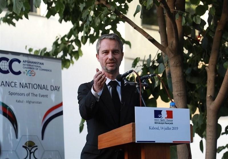 دیپلمات فرانسوی: آمریکا منافع شخصی خود را در افغانستان دنبال می کند