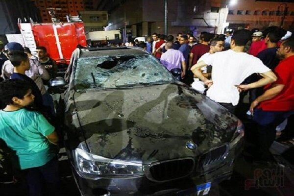 17 کشته در انفجار قاهره