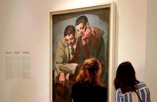 برگزاری اولین نمایشگاه پیکاسو در لبنان