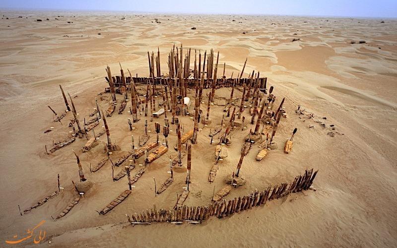 گورستان 4 هزار ساله خوفناکی که اجسادش کاملا سالم مانده اند!