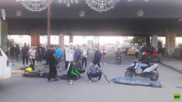 نیروهای مسلح عراق: متعهد به عدم استفاده از خشونت علیه تظاهرکنندگان هستیم