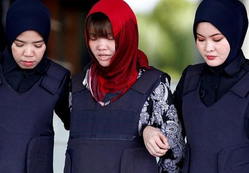 آزادی دومین زن متهم به قتل برادر رهبر کره شمالی
