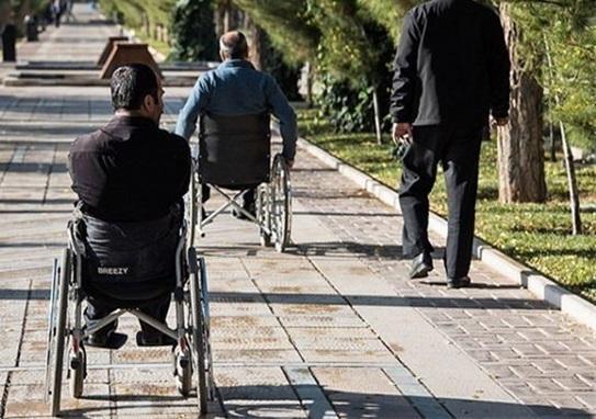فیلم، سامانه ای برای برطرف احتیاج معلولان پایتخت راه انداری شد
