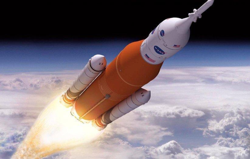 انفجار هدفمند مخزن سوخت موشک SLS ناسا را در این ویدئو ببینید