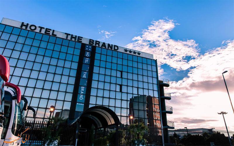 معرفی هتل 4 ستاره آلدوبراندسچی در رم