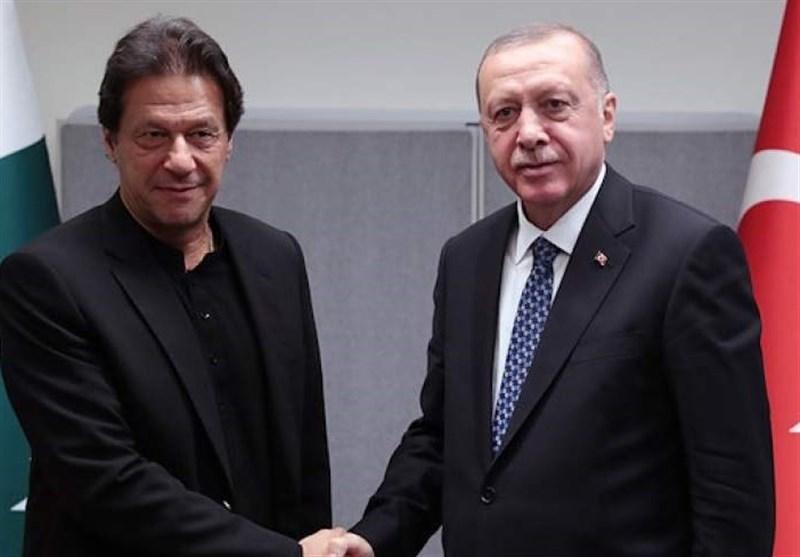 گزارش، ترکیه به دنبال استفاده از ظرفیت های پاکستان