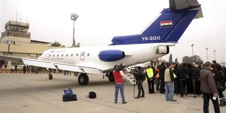 وزیر سوری از شروع پروازها میان مصر و سوریه اطلاع داد