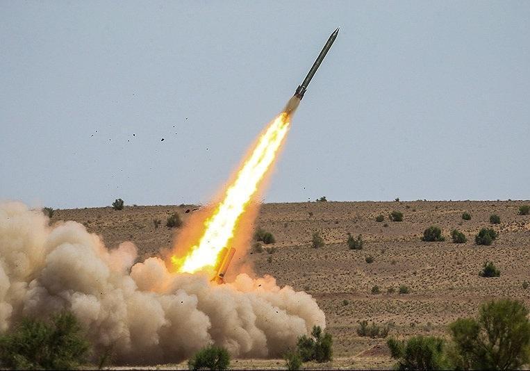 ادعای رهگیری موشک های انصارالله از سوی عربستان