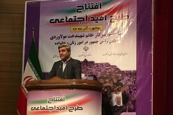 ارتقای زیرساخت های حمل ونقل استان بوشهر، راه آهن مطالبه مهم مردم
