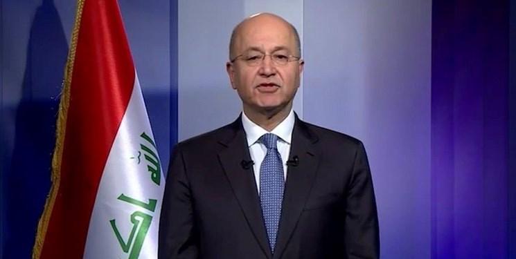 رئیس جمهور عراق در آستانه استیضاح