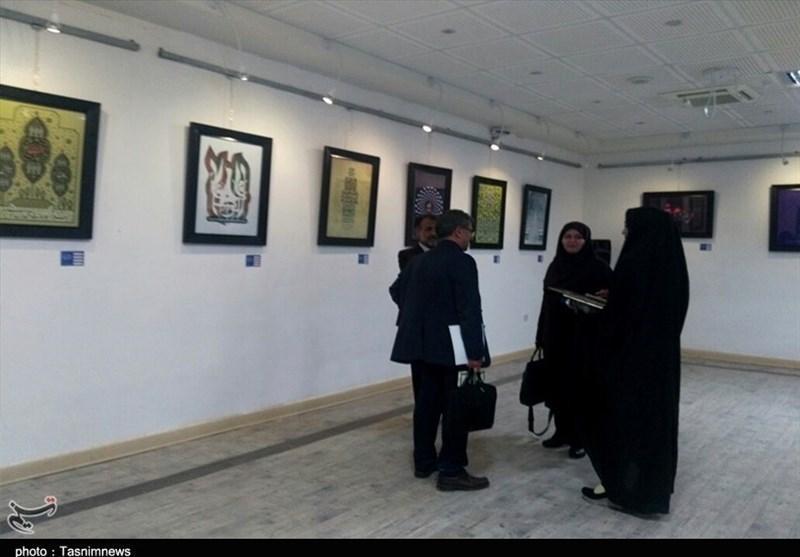 سالانه و کارگاه ملی گرافیک رضوی در سیستان و بلوچستان برگزار می گردد